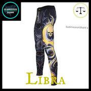 Libra Compression Spats | Submission Shark Left Front