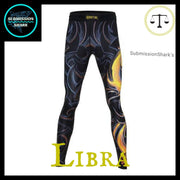 Libra Compression Spats | Submission Shark Front