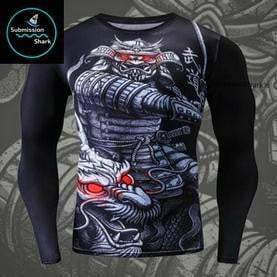 Samurai Compression Shirt | Submission Shark