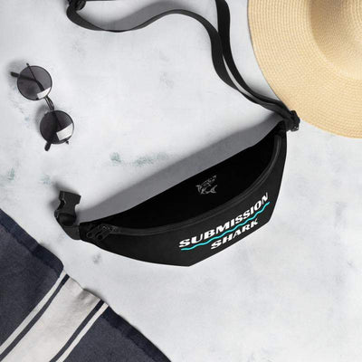 Turquoise SS Premium Standard Fanny Pack | Submission Shark - tamlifestyle