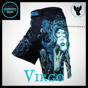 Virgo MMA Shorts | Submission Shark | Front Left