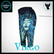 Virgo MMA Shorts | Submission Shark | Left Side