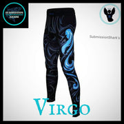 Virgo Compression Spats | Submission Shark | Front Side