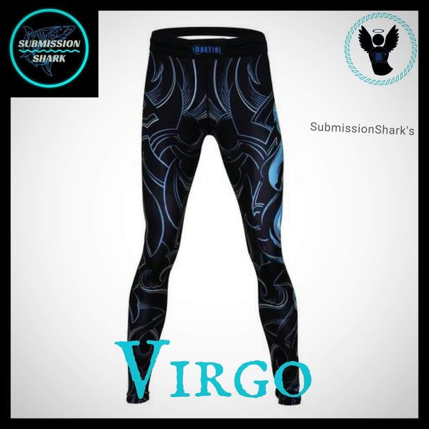 Virgo Compression Spats | Submission Shark | Front