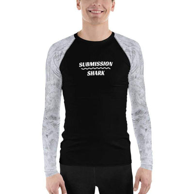 Winter Wonderland | Men's Rash Guard | Submission Shark BJJ Gear