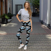 Diamonds Last Forever Leggings | Submission Shark - tamlifestyle