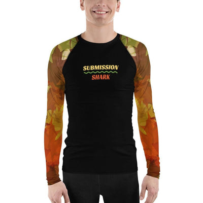 Men's Jiu Jitsu Rash Guard (Maple Fall)