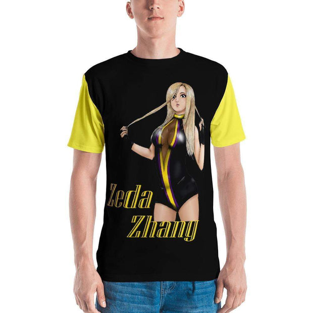 Zeda Zhang X Submission Shark 2.0 *Limited Edition* Men's T-shirt