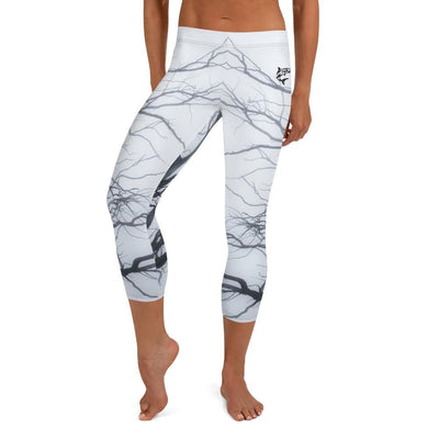 Shadow Shock Capri Leggings