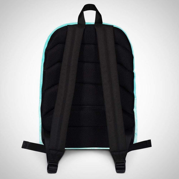 Submission Shark's Ocean Blue Backpack