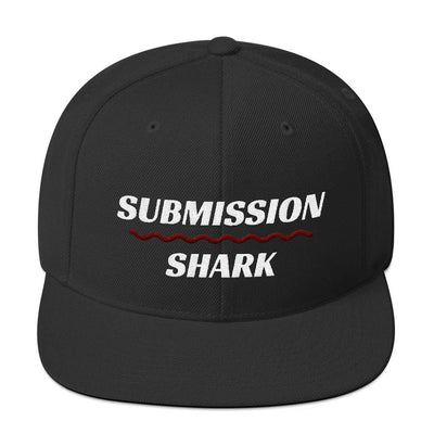 Savage Red Superior Standard | Classic Snapback Hat - Submission Shark
