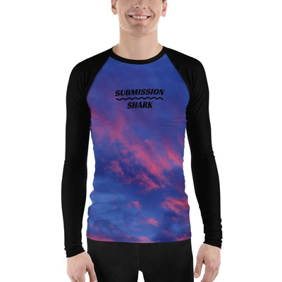 Sky's Passion ~ Men's BJJ Rash Guard