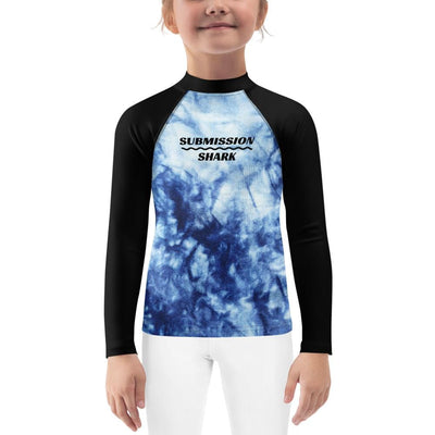 Kid's BJJ Rash Guard (Frozen Soul)