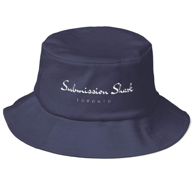 Submission Shark's Toronto Classic Old School Bucket Hat