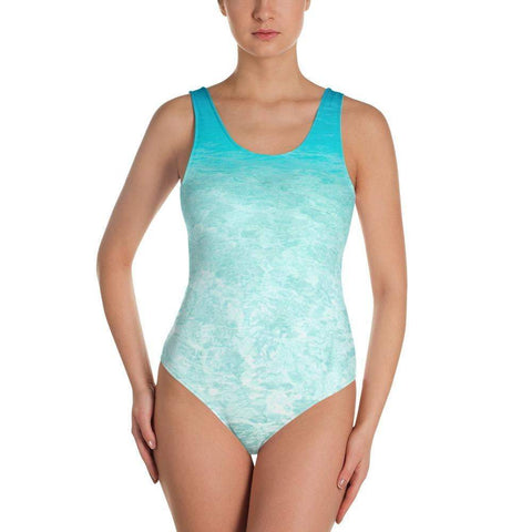 Ocean Paradise One-Piece Swimsuit