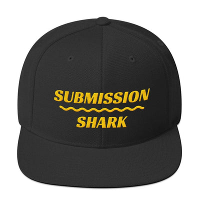 Humble Yellow | Snapback Hat - Submission Shark