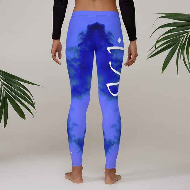Mother Kali (Death of Ego) | Submission Shark' Limited Edition Leggings Back