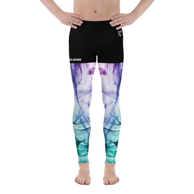 Euphoric Vapor | Men's Leggings | Submission Shark - tamlifestyle