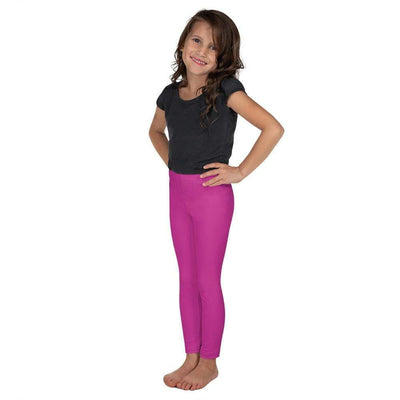 Pink SS Premium Standard | Kid's Leggings | Submission Shark - tamlifestyle