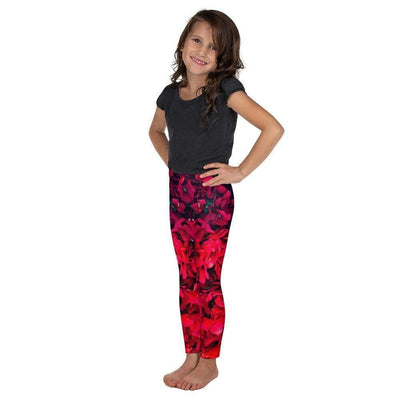 Scarlet Gardens Kid's Leggings | Submission Shark - tamlifestyle