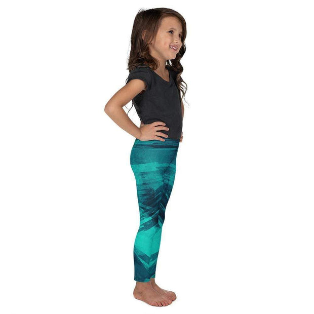 Shark Armour Kid's Leggings | Submission Shark Right