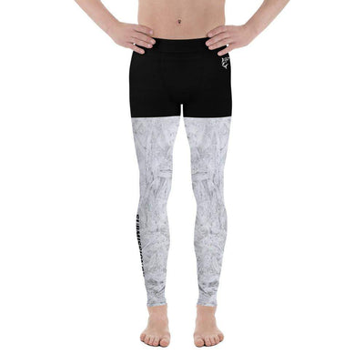 Winter Wonderland | Men's Leggings | Submission Shark - tamlifestyle