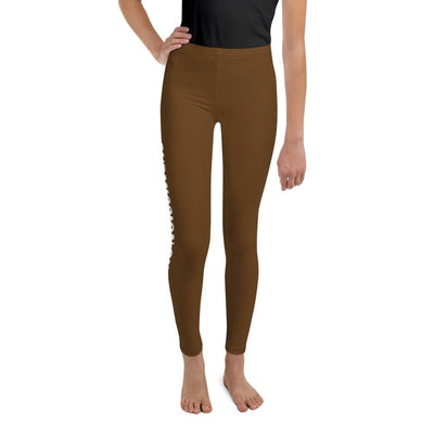 Brown SS Premium Standard - Youth Leggings