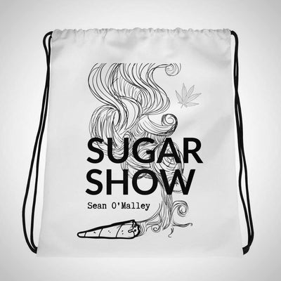 'Sugar' Sean O'Malley's Drawstring Gi bag - tamlifestyle