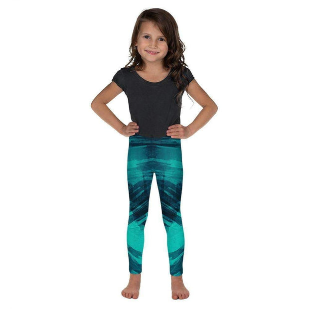 Shark Armour Kid's Leggings | Submission Shark Front