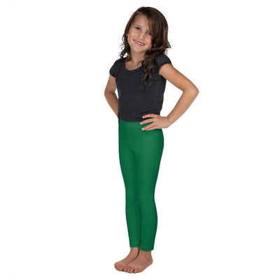 Green SS Premium Standard | Kid's Leggings | Submission Shark - tamlifestyle