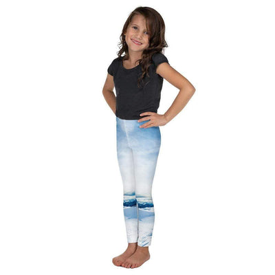 Tundra Avalanche Kid's Leggings | Submission Shark - tamlifestyle