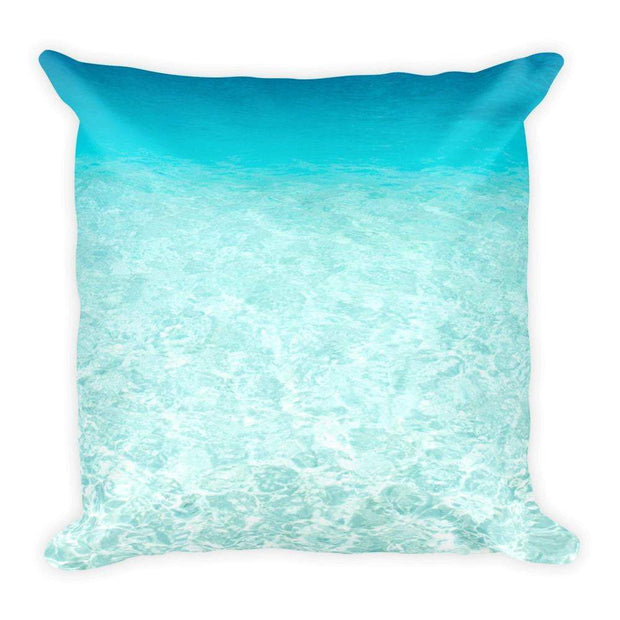 Ocean Paradise Square Pillow