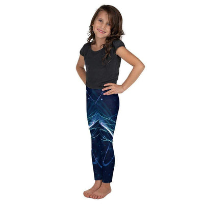 String Theory Kid's Leggings | Submission Shark - tamlifestyle