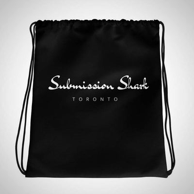 Submission Shark's Toronto Classic Drawstring Gi bag | Jiu Jitsu Gear
