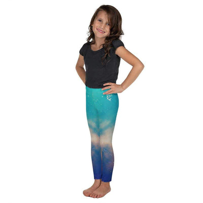 Stardust Love | Kid's Leggings - tamlifestyle