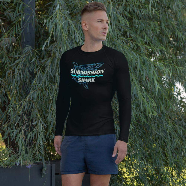 Submission Shark's 2.0 Unisex Rash Guard