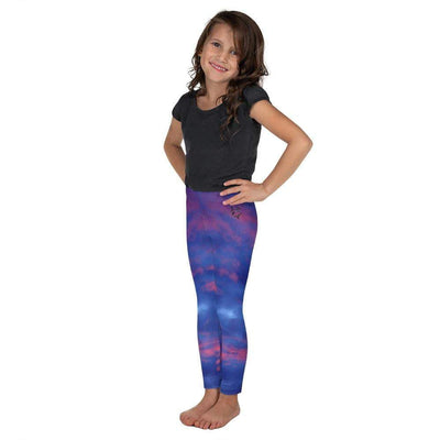Sky's Passion | Kid's Leggings | Submission Shark - tamlifestyle