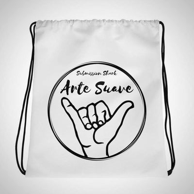 Submission Shark's Arte Suave Drawstring Gi bag - tamlifestyle