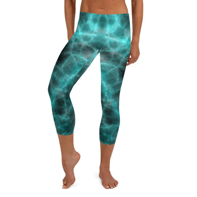 Cosmos Connection Capri BJJ Leggings