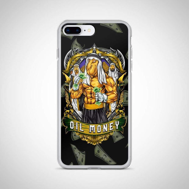 Oil Money iPhone Case
