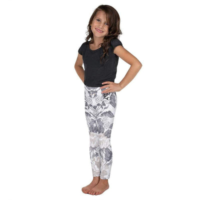 Elegant Knight | Kid's Leggings | Submission Shark - tamlifestyle