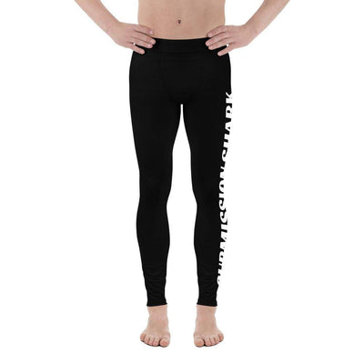 Advanced Athletes | Men's Leggings | Submission Shark - tamlifestyle