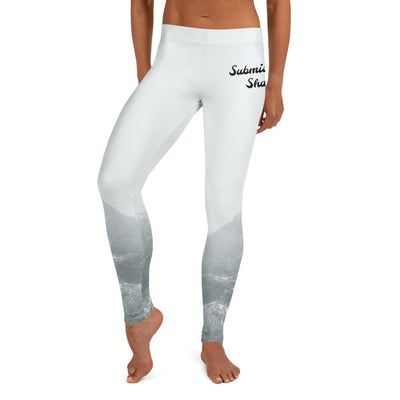 Shop Grey BJJ Leggings (Mountain Mystery)