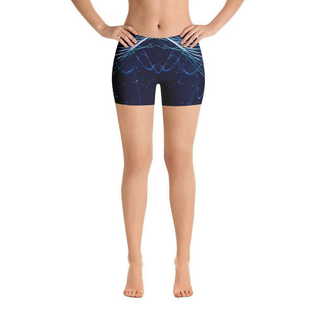 String Theory Sports Shorts | Submission Shark - tamlifestyle