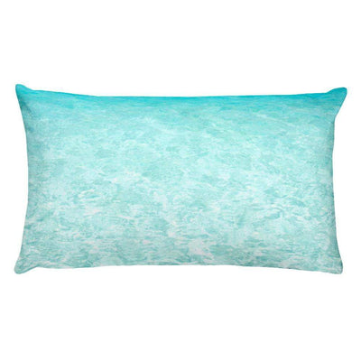 Ocean Paradise Rectangular Pillow - tamlifestyle