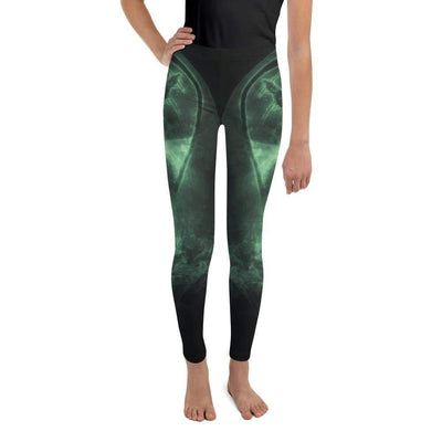 Nuclear Blast - Youth BJJ Leggings