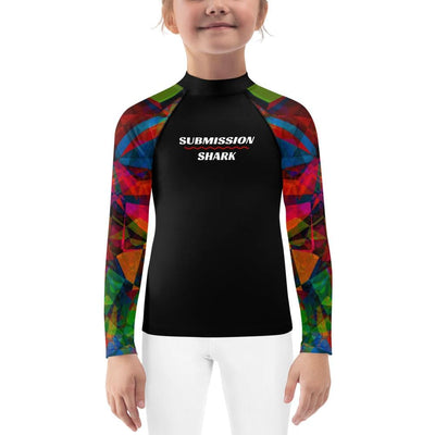 Shop Different Dimensions ~ Kids BJJ Rash Guard