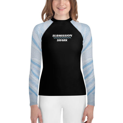 Youth Rash Guard (Arctic Air)