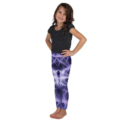 Neuron Energy Kid's Leggings | Submission Shark - tamlifestyle