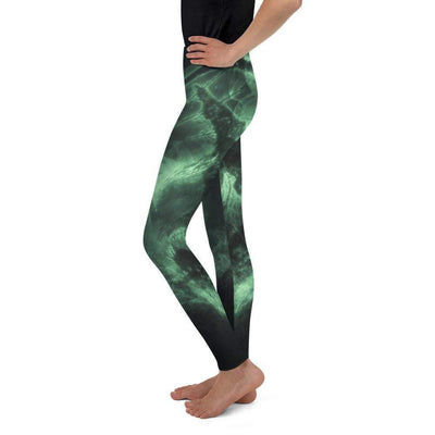 Nuclear Blast Youth Leggings | Submission Shark - tamlifestyle